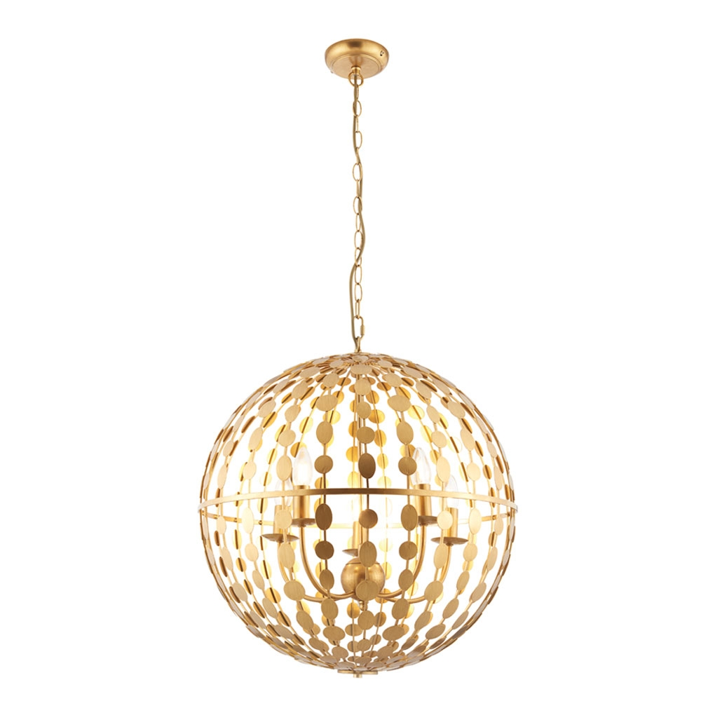 Alvah 5 Light Pendant